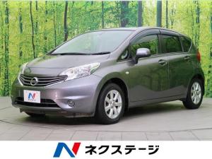 日産 ノート X DIG-S 純正ナビ 禁煙車 スマートキー ワンセグ