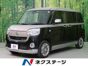 ダイハツ ムーヴキャンバス Xメイクアップ SAIII 4WD LEDヘッド