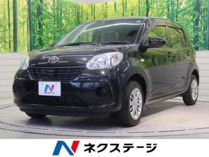 トヨタ パッソ X Lパッケージ・S 衝突軽減装置 純正SDナビ