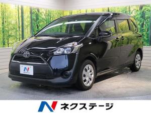 トヨタ シエンタ X トヨタセーフティセンス 電動スライドドア 純正ナビ