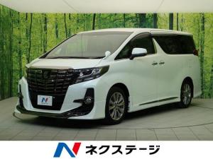 トヨタ アルファード 2.5S Aパッケージ タイプブラック 11型BIGX 禁煙
