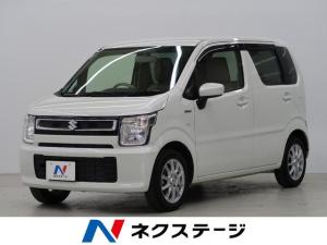 スズキ ワゴンR FX 4WD/シートヒーター/アイドリングストップ