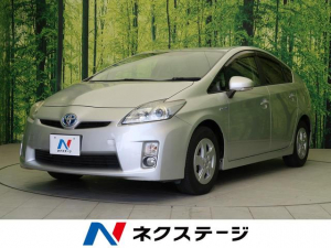 トヨタ プリウス S 純正SDメモリーナビ 地デジ プッシュスタート 禁煙車