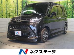 トヨタ タンク カスタムG 1オーナー 禁煙 モデリスタエアロ