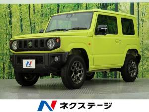 スズキ ジムニー XC 4WD ターボ 衝突軽減 クルコン 前席シートヒーター