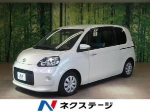 トヨタ ポルテ X 福祉車両 純正SDナビ バックモニター ETC