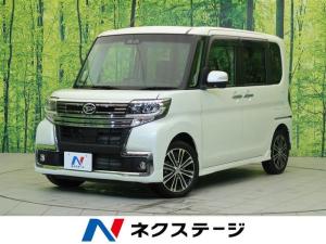 ダイハツ タント カスタムRS トップエディションSAIII 純正8型ナビ