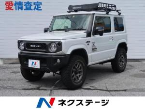 スズキ ジムニー XC 4WD 衝突軽減装置 バックカメラ LEDヘッド