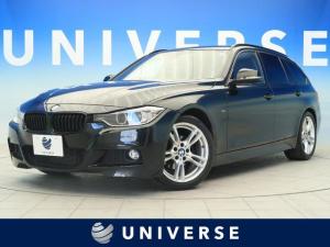 BMW 3シリーズ 320iツーリング Mスポーツ 純正ナビ フルセグ