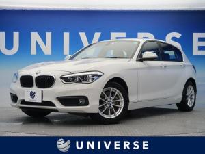 BMW 1シリーズ 118i ワンオーナー・プラスPKG・純正HDDナビ・ETC