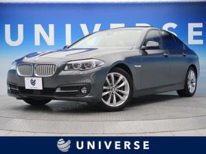 BMW 5シリーズ 523iグレースライン 限定160台 LEDヘッド ACC