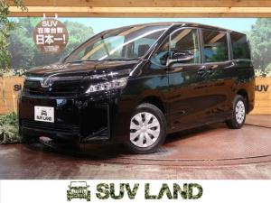 トヨタ ヴォクシー X 登録済未使用車 SDナビ 両側電動スライド