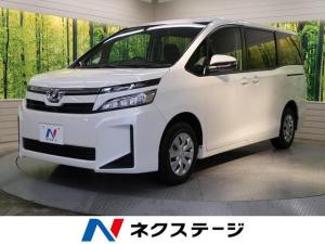 トヨタ ヴォクシー X 新品ナビ セーフティーセンス 両側電動