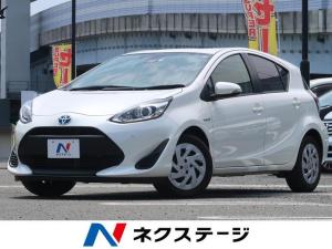 トヨタ アクア S セーフティセンス コーナーセンサー 社外ナビ