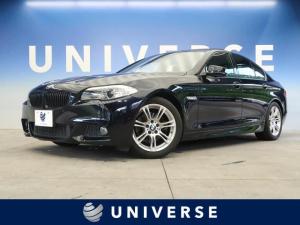 BMW 5シリーズ 528i Mスポーツパッケージ 1オーナー/SR/ACC