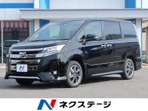 トヨタ ノア Si ダブルバイビーII 未使用車 8型SDナビ 衝突軽減