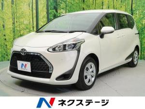 トヨタ シエンタ X セーフティセンス SDナビ 両側電動ドア