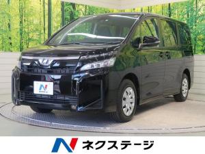 トヨタ ヴォクシー X 両側電動スライドドア 衝突軽減システム