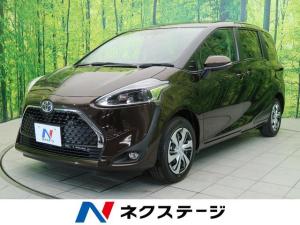 トヨタ シエンタ G クエロ 登録済未使用車 社外SDナビ 両側電動スライド