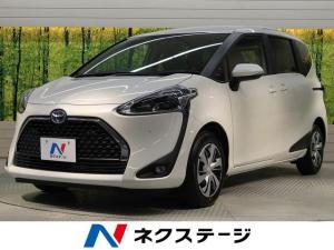トヨタ シエンタ G クエロ 登録済未使用車 7人乗り 8インチナビ