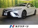 トヨタ/カムリ WSレザーパッケージ 禁煙 1オーナー メーカーナビ