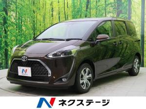 トヨタ シエンタ G クエロ 新品8型ナビ 登録済未使用車 セーフティセンス
