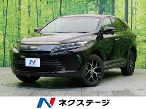 トヨタ ハリアー プレミアム スタイルノアール ALPINE10型ナビ