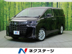 トヨタ アルファード 2.5S Aパッケージ 登録済未使用車 サンルーフ