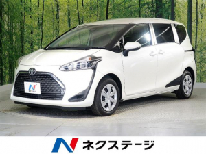 トヨタ シエンタ X セーフティセンス オートハイビーム SDナビ