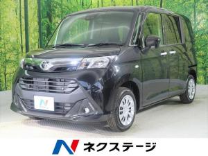トヨタ タンク X S スマアシIII 電動スライド スマートキー