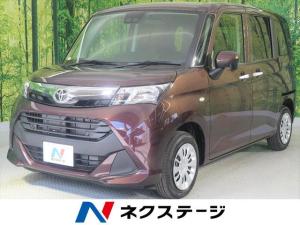 トヨタ タンク X S