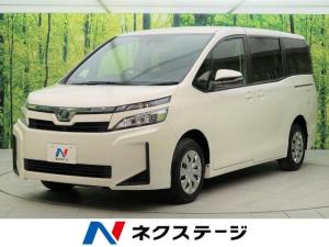 トヨタ ヴォクシー X 新品8型ナビ 両側電動スライドドア セーフティセンス