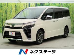 トヨタ ヴォクシー ZS煌II 両側電動スライド セーフティセンス 新品9型ナビ