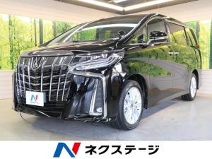 トヨタ アルファード 2.5S ムーンルーフ 両側自動ドア トヨタセーフティセンス