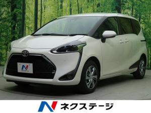トヨタ シエンタ G クエロ 登録済未使用車 セーフティセンス 両側電動ドア