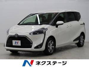 トヨタ シエンタ G クエロ 社外SDナビ/衝突軽減/両側パワスラ/LED