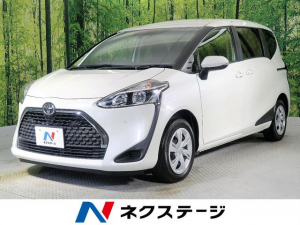 トヨタ シエンタ G 両側電動ドア セーフティセンス クリアランスソナー