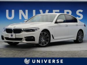BMW 5シリーズ 523d Mスポーツ 1オーナー インテリセーフ 自社買取