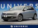 フォルクスワーゲン/VW ゴルフ TSIハイラインブルーモーションテクノロジー 純正ナビ 禁煙