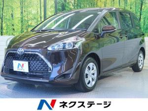 トヨタ シエンタ X セーフティセンス SDナビ セーフティセンス