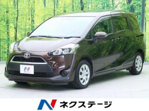 トヨタ シエンタ G 純正SDナビ バックカメラ 両側電動スライドドア