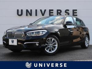 BMW 1シリーズ 118dスタイル コンフォート&パーキングPKG LED