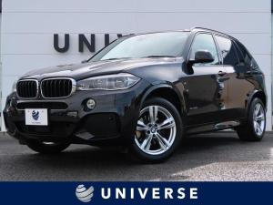 BMW X5 xDrive35d Mスポーツ セレクトPKG LEDヘッド
