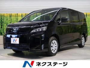 トヨタ ヴォクシー X 8型SDナビ 登録済未使用車 両側電動ドア 衝突軽減