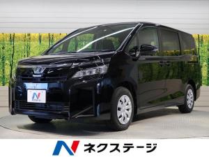 トヨタ ヴォクシー X 新品ナビ 登録済未使用車 両側電動ドア
