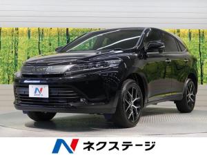 トヨタ ハリアー プレミアム スタイルノアール 新品10型BIGX