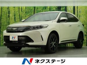 トヨタ ハリアー プレミアム スタイルノアール 特別仕様車 SDナビ