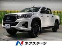 トヨタ/ハイラックス Z ブラックラリーエディション 4WD ターボ SDナビ