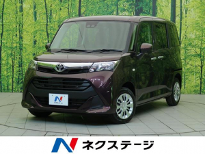 トヨタ タンク X S 登録済未使用車 スマートアシスト3