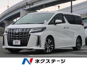 トヨタ アルファード 2.5S Cパッケージ ムーンルーフ 純正10型ナビ LED